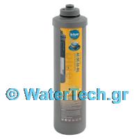 ανταλλακτικό φίλτρο άνθρακα με προφίλτρο 5 microns