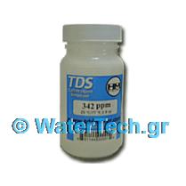 διάλυμα διακρίβωσης ολικής σκληρότητας TDS 342ppm NaCl
