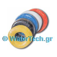ελαστικός αγωγός 1/4 inches (για το τριπλό φίλτρο κάτω πάγκου)